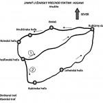 trasa prechodu